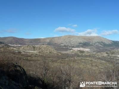 Senderismo Sierra Norte Madrid - Belén Viviente de Buitrago; rutas senderismo alicante